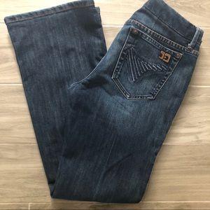 JOE'S ProvocateurDistressed Bootcut Jeans Size 31